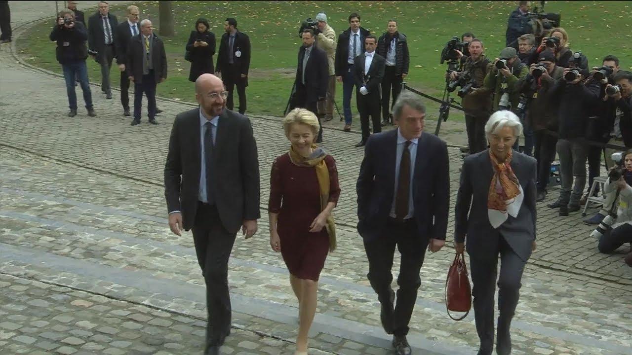 Τέσσερεις Πρόεδροι στην επέτειο των 10 χρόνων της Συνθήκης της Λισσαβώνας