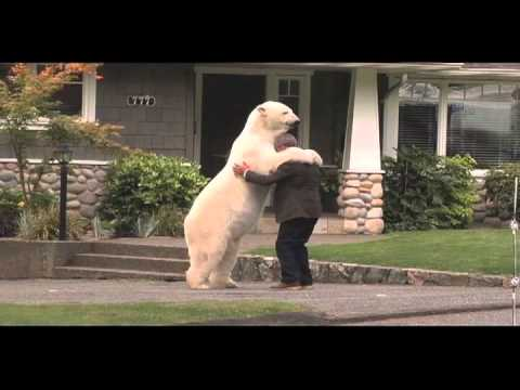 Nissan Leaf Polar Bear Commercial - Behind the Scenes