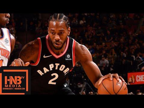 Toronto Raptors vs New York Knicks Full Game Highlights | 11.10.2018, NBA Season