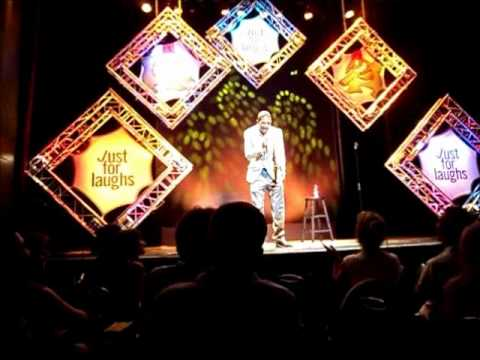 Nick Cannon Just For Laughs Festival