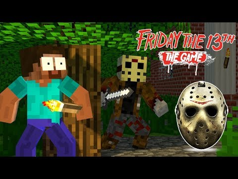 Monster School Jason  Friday 13th