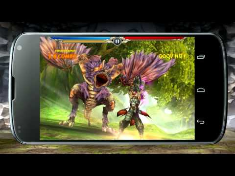 Video of Monster Blade