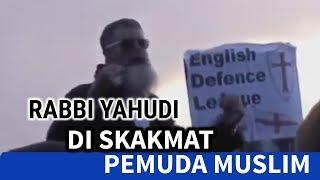 Video PENDETA YAHUDI PEMBENCI ISLAM DI JEBAK PEMUDA MUSLIM MP3, 3GP, MP4, WEBM, AVI, FLV Januari 2019
