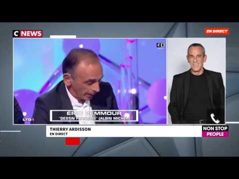 Thierry Ardisson agacé par Hapsatou Sy : il parle