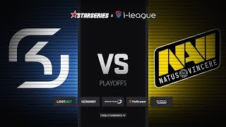 SK vs Natus Vincere, map 2 overpass, StarSeries i-League Season 5 Finals