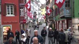 Zurich Switzerland  city photo : Zurich, Switzerland: Old Town walking tour