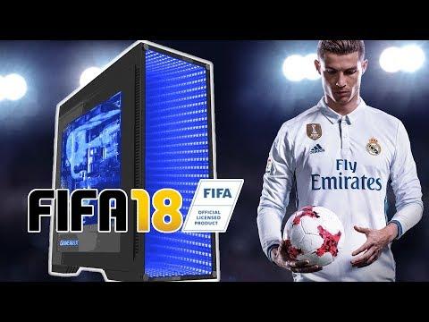 Chipart - SORTEIO MEGA PC GAMER VS FIFA 18 DEMO!