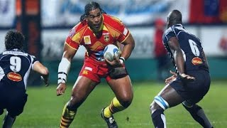 Biggest Players In Rugby History