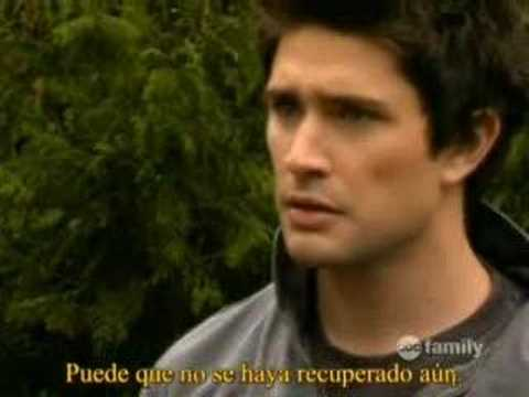 Kyle XY and Tom Foss-  ' Your family is waiting for you'