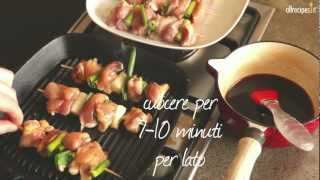 Videoricetta: come fare gli yakitori