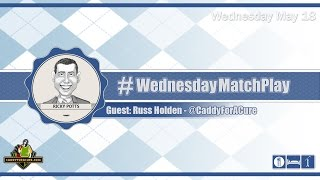 #WednesdayMatchPlay with Caddy For A Cure