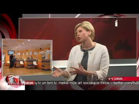 """Veselības ministre piedalās LTV1 raidījumā """"Rīta Panorāma"""""""