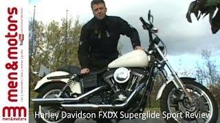 5. Harley Davidson FXDX Superglide Sport Review