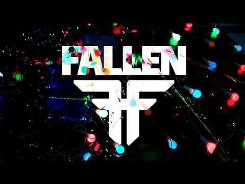 Skateboarding on Christmas with Thailand Fallen Footwear and Real Skateboard's Team
