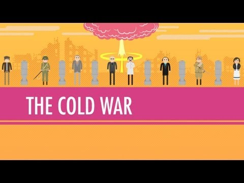 USSR - In which John Green teaches you about the Cold War, which was occasionally hot, but on average, it was cool. In the sense of its temperature. It was by no me...