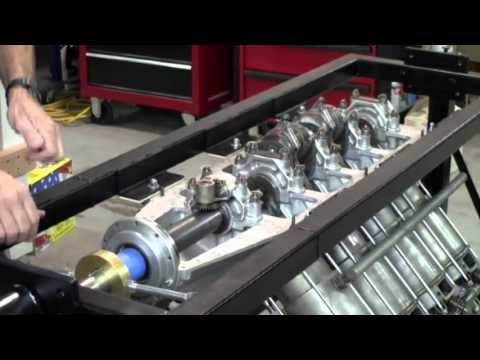 OX-5 Engine Rebuild Chapters 2 and 3