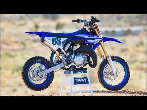 First Ride 2018 Yamaha YZ65 - Motocross Action Magazine