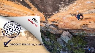 Grampians Australia  City new picture : BIG 4 - Groove Train (33/5.14b) - Grampians, Australia