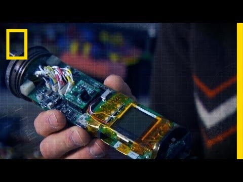 National Geographic Live! – Gadgets and Gizmos: Inside the Nat Geo Tech Lab