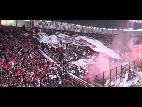 Video - LANUS es CLASICO - La Barra 14 - Lanús - Argentina