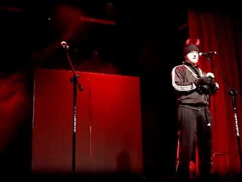 Kabaret ZaMówiony - Piekło (parodia Kab. Neo-Nówka: Niebo)