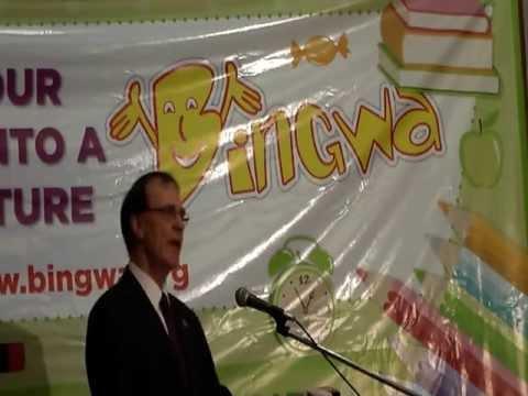 Child Africa Media Chairman speaks about the growth of BINGWA Magazine