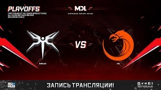 Mineski vs TNC, MDL Changsha Major, game 1 [Adekvat, LighTofHeaveN]