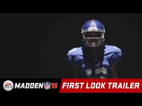 EA Sports Commercial for Madden NFL 16 (2015) (Television Commercial)