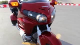 8. GO AZ MOTORCYCLES 2017 HONDA GOLD WING AUDIO COMFORT NAVI XM