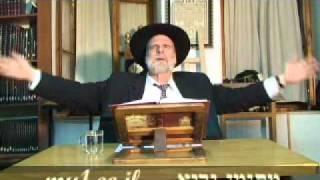 """הרב מאיר צימרוט – פרשת שלח לך (ה'תשע""""א)"""