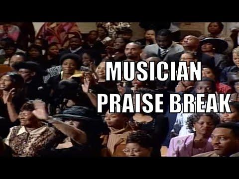 Praise Break at Greater Travelers Rest 2008