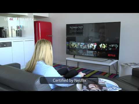 Key Features – UF770T Australian 4K UHD TV from LG