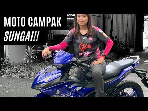 YSUKU SAMPAH GANTI DENGAN YAMAHA EXCITER 155 VVA GP!