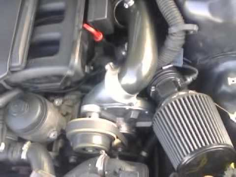 bmw compressor supercharged e46 323ci cabrio