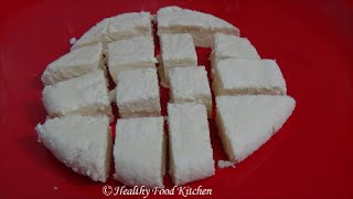 How To Make Paneer At Home Recipe -Homemade Paneer Recipe By Healthy Food Kitchen
