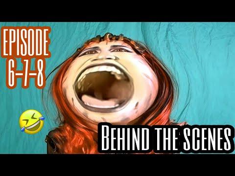 (BLOOPERS) Darna meets Captain Barbell | Episode 6-7-8