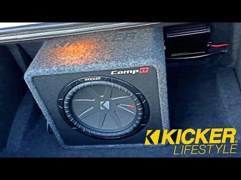 Kicker CompR 12\