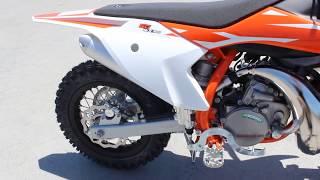 3. 2018 KTM 50 SX MINI