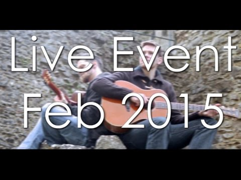 Live Acoustic Guitar Event – February 2015