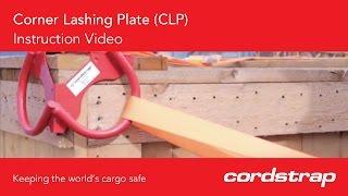 Cordstrap | 15 Corner Lashing Plate (CLP)