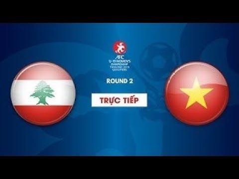 TRỰC TIẾP | U19 IRAN - U19 LI - BĂNG | Vòng loại 2 giải bóng đá U19 nữ châu Á 2019 | VFF Channel - Thời lượng: 2:06:44.