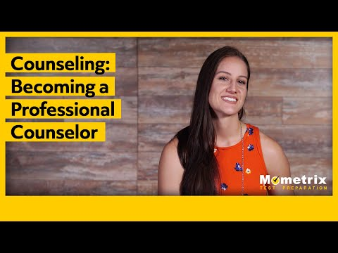 Counseling: Becoming a Professional Counselor