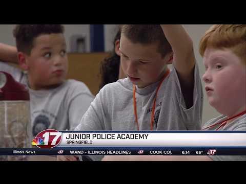 Springfield Junior Police Academy