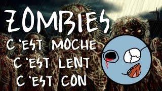 Video Point Culture sur les Zombies MP3, 3GP, MP4, WEBM, AVI, FLV Juli 2017