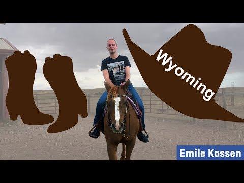 Als een cowboy op de prairie in Wyoming. Vlog #10