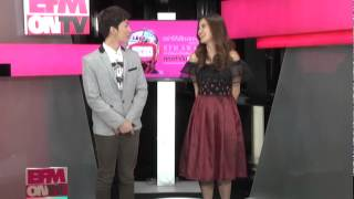 EFM On TV 29 March 2014 - Thai Talk Show