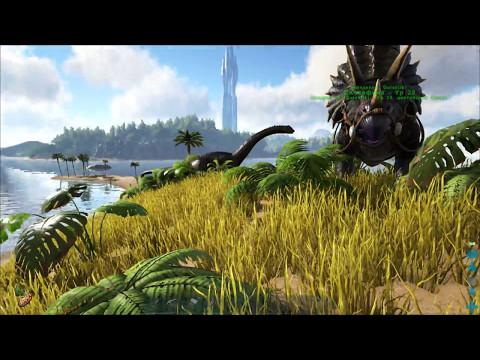 ARK: Survival Evolved (Одиночка) #04 - Строительство мастерской