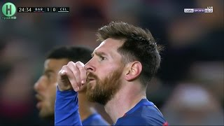 Video اهداف مبارة برشلونة و سيلتا فيجو  | 5-0  | الدوري الإسباني |  4-3-2017 MP3, 3GP, MP4, WEBM, AVI, FLV Januari 2018