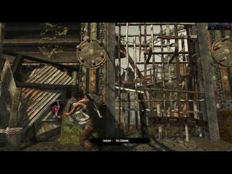GamePlay Tomb Raider 2013 on Intel HD 4400 | Asus X455L