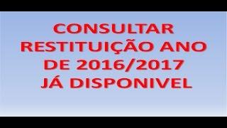 Segue o Link da receita http://www.receita.fazenda.gov.br/Aplicacoes/Atrjo/ConsRest/Atual.app/paginas/index.asp Imposto de Renda já esta disponível a consult...